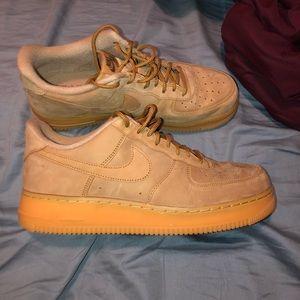 Air Force wheat